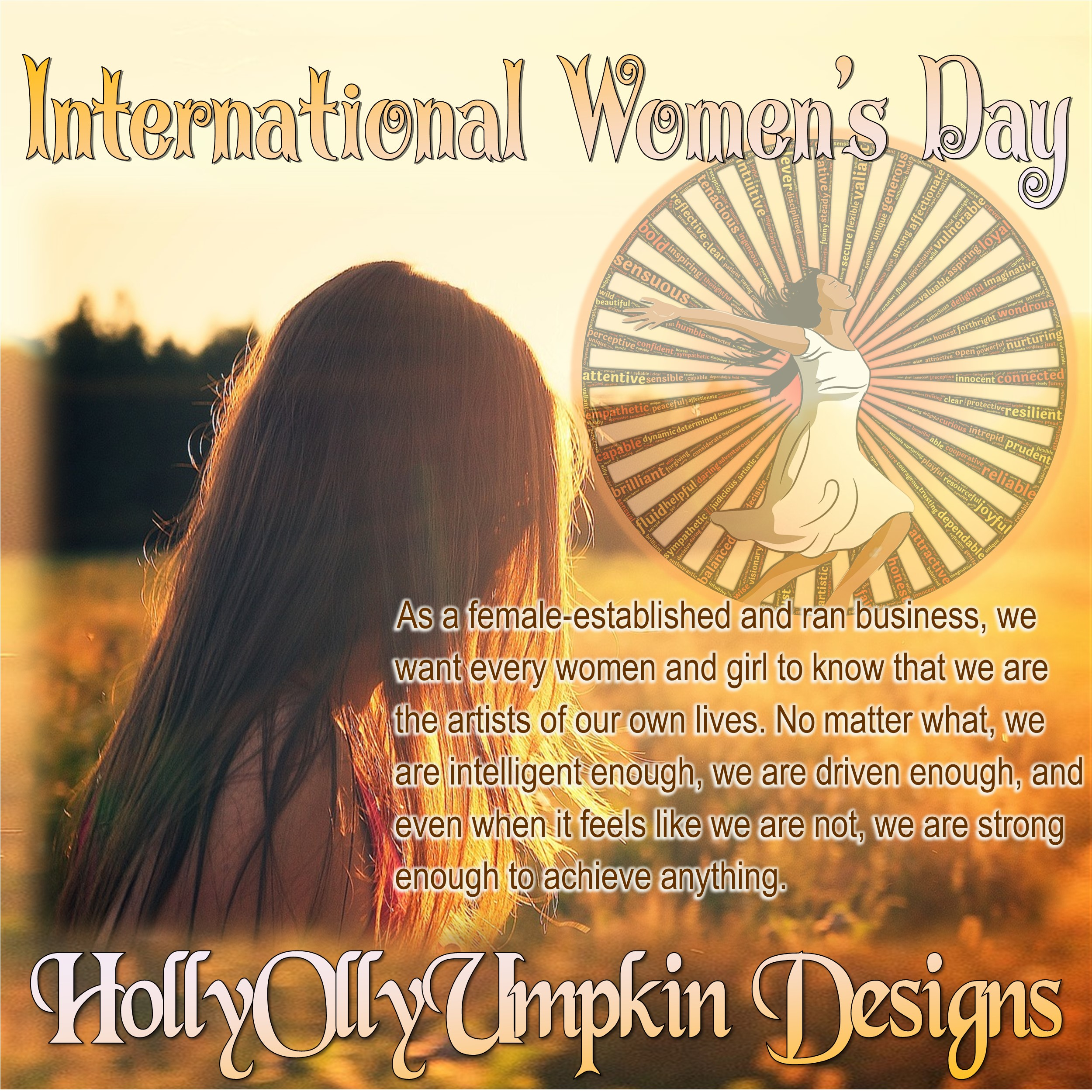 International Women's Day 2021 - Social Media Post